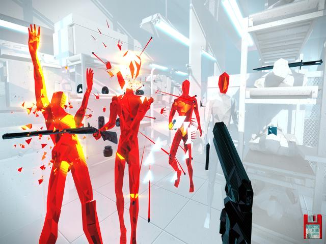 superhot: mind control delete - game cover