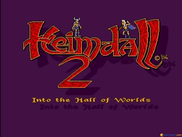 Heimdall 2 - title cover