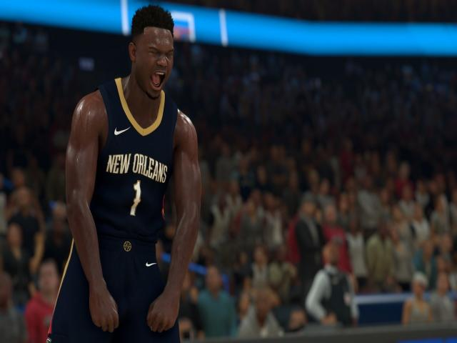 nba 2k21 - game cover