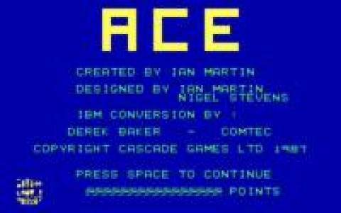 Ace - game cover