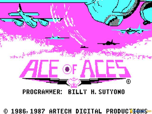 Ace of Aces - title cover