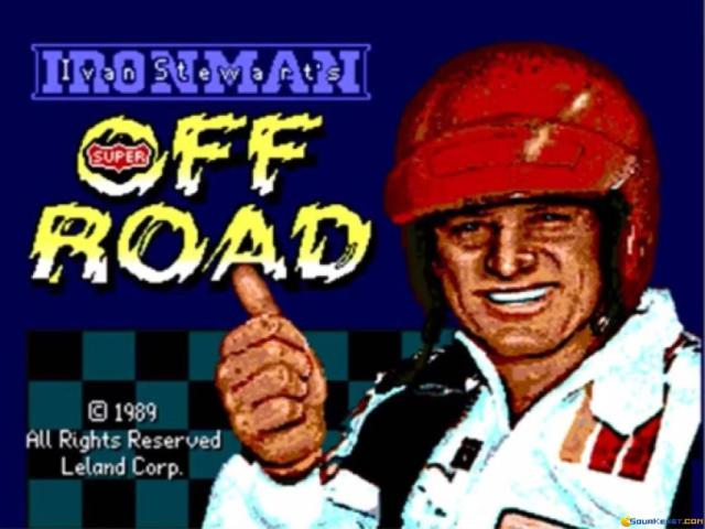 Ironman Offroad Racing - game cover