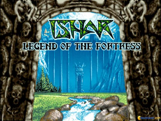 Ishar - game cover