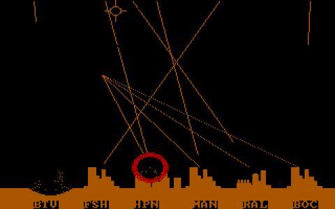 Anti Ballistic Missile - game cover