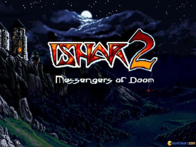 Ishar 2 - game cover