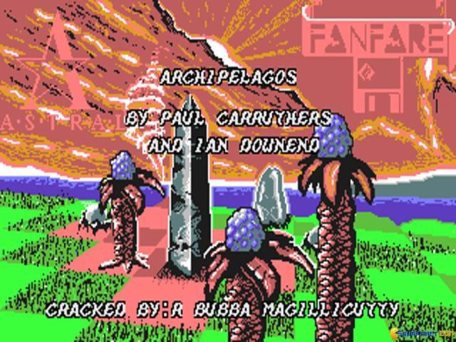 Archipelagos - title cover