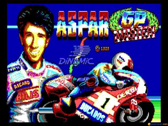 Aspar GP Masters - title cover