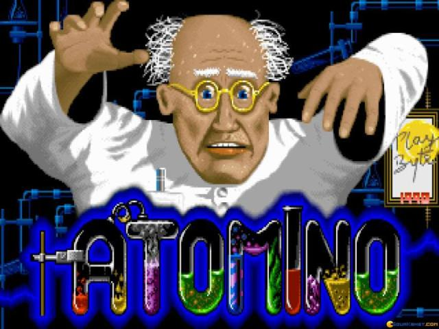 Atomino - game cover