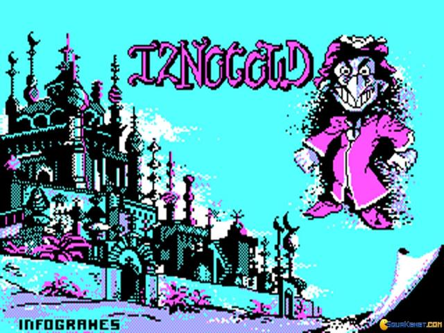 Iznogoud - title cover