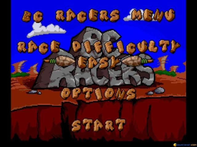 BC Racers - title cover