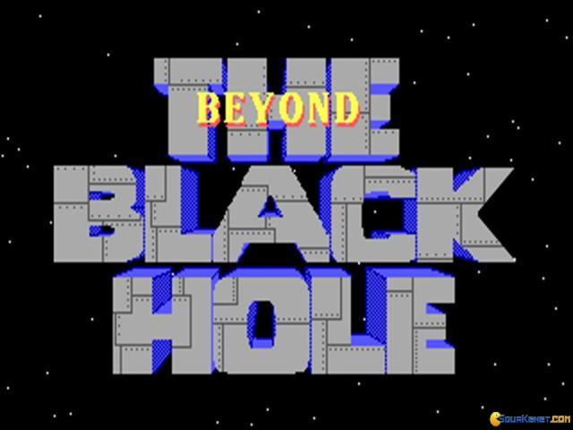 Beyond the Black Hole - game cover