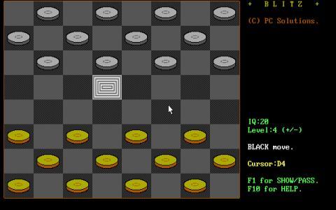 Blitz - game cover