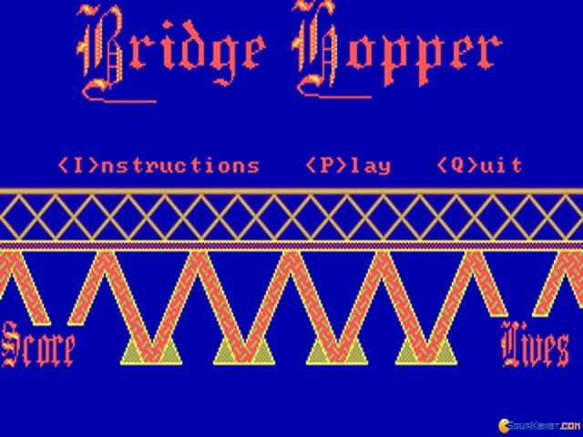 Bridge Hopper - title cover