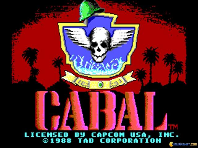 Cabal - game cover