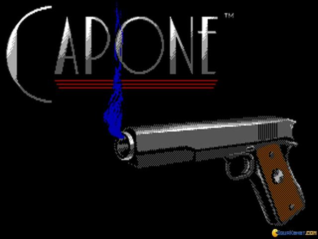 Capone - game cover