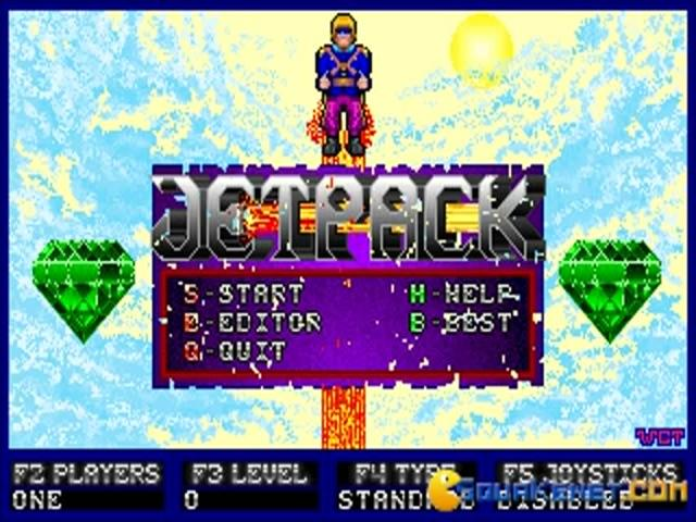 Jetpack - game cover