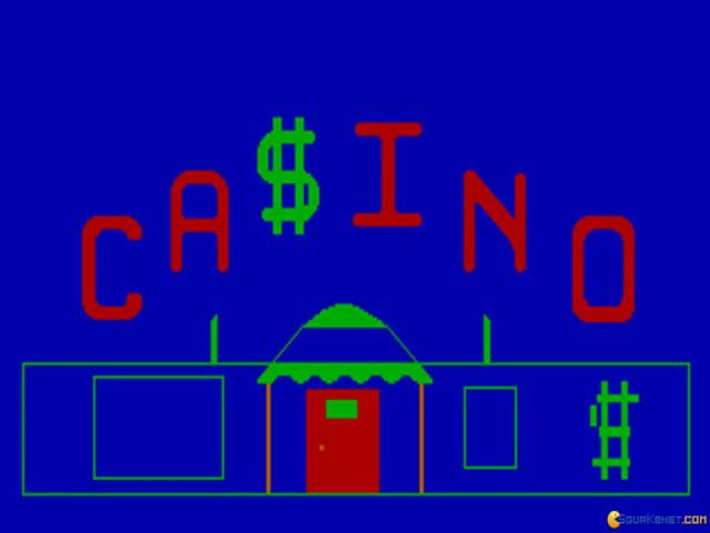 Casino Games - title cover