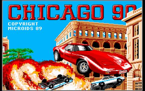 Chicago 90 - title cover