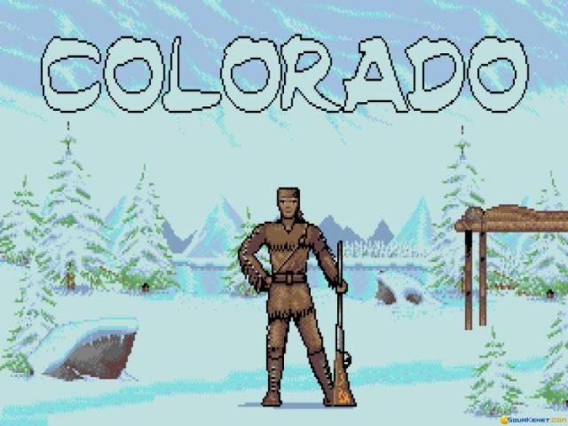 Colorado - title cover