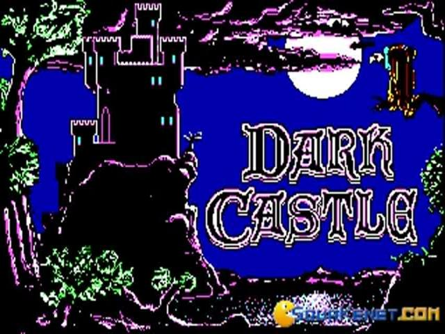 Dark Castle - title cover