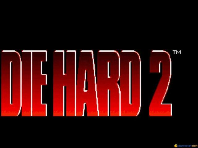 Die Hard 2 - game cover