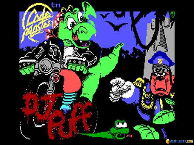 DJ Puffs Voltcantic Capers - title cover