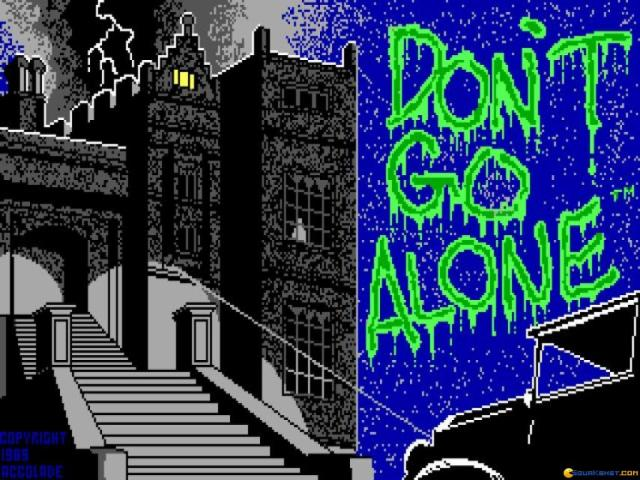 Don't Go Alone - title cover
