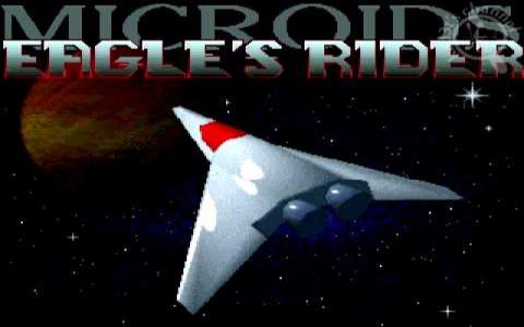 Eagle' s Rider - title cover