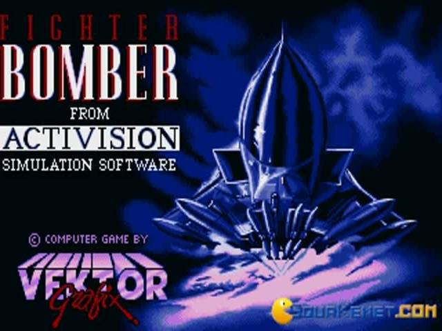 Fighter Bomber - game cover