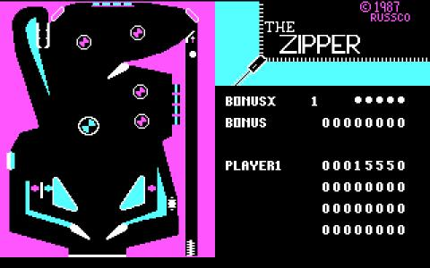 Flipper the Zipper - title cover