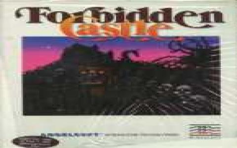 Forbidden Castle - title cover