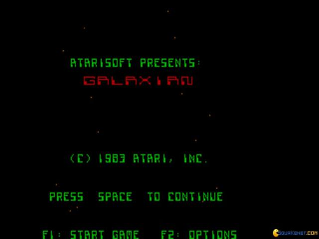 Galaxian - title cover