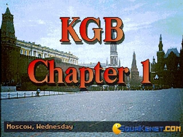 KGB - title cover