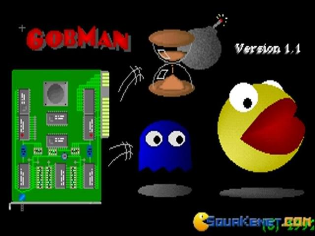 Gobman - game cover