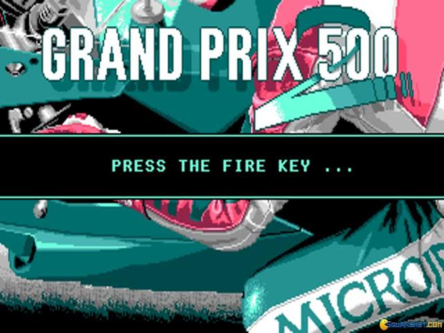 Grand Prix 500 2 - title cover