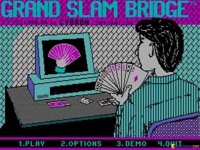 Grand Slam Bridge - game cover