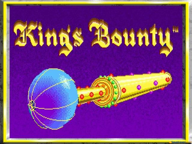 King's Bounty - title cover