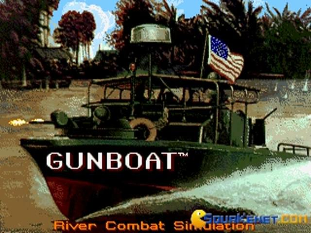 Gunboat - game cover