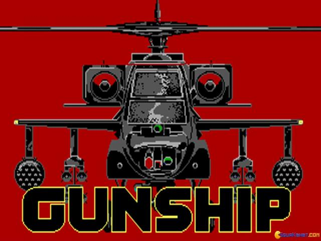 Gunship - game cover