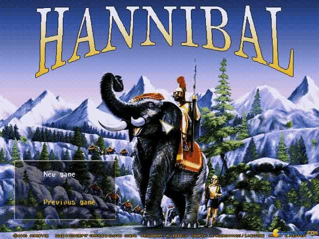 Hannibal - title cover