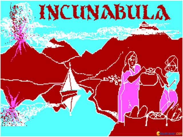 Incunabula - game cover