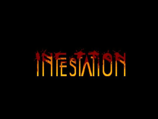 Infestation - game cover