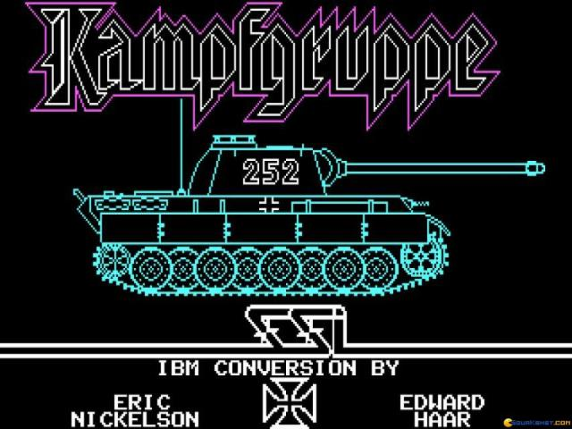 Kampfgruppe - title cover