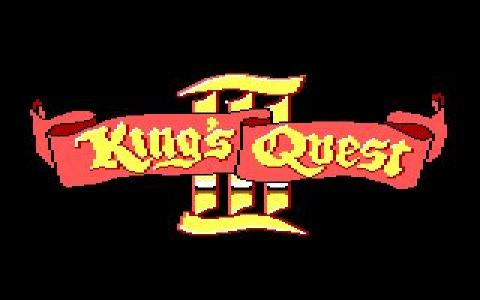 King's Quest 3 - To Heir is Human - title cover