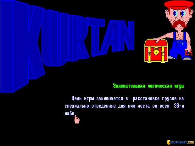 Kurtan - game cover