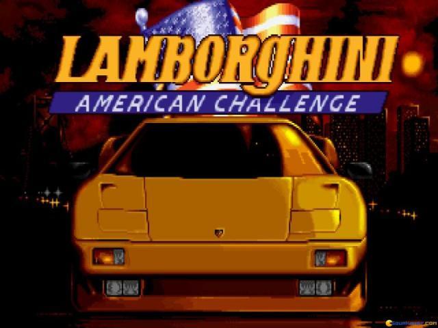 Lamborghini - American Challenge - title cover