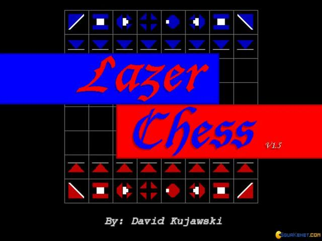 Lazer Chess - game cover