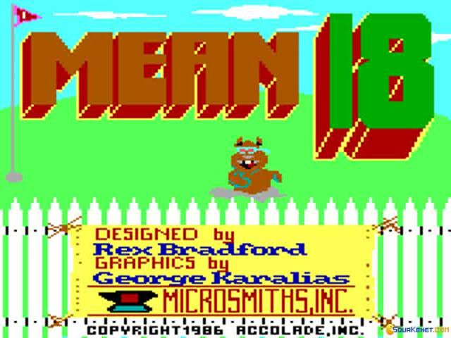Mean 18 - title cover