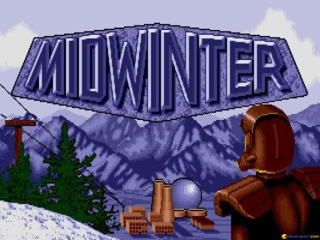 Midwinter - title cover