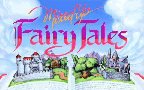 Mixed-Up Fairy Tales - title cover